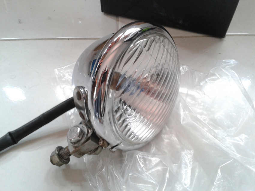 Headlight 4,5