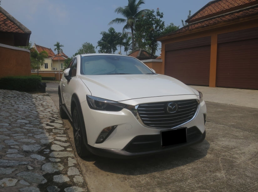 Mazda CX3 2.0 SP 2017 for sale with finance take-over