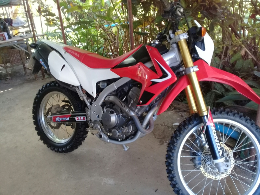 250 CRF Like New