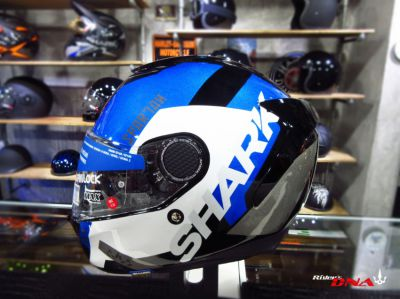 Shark Spartan Apics full face