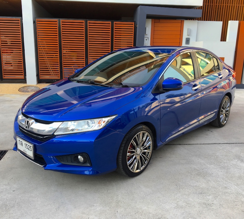 All-New 2014 Honda City Top Model, Fully Packed, Excellent Condition