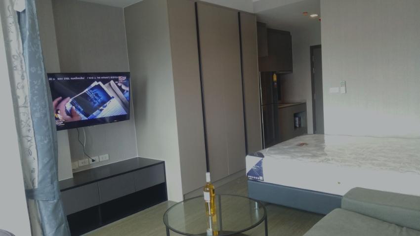 15000 /Studio For Rent Ideo Sukhumvit 93 s93  Fully Furnished