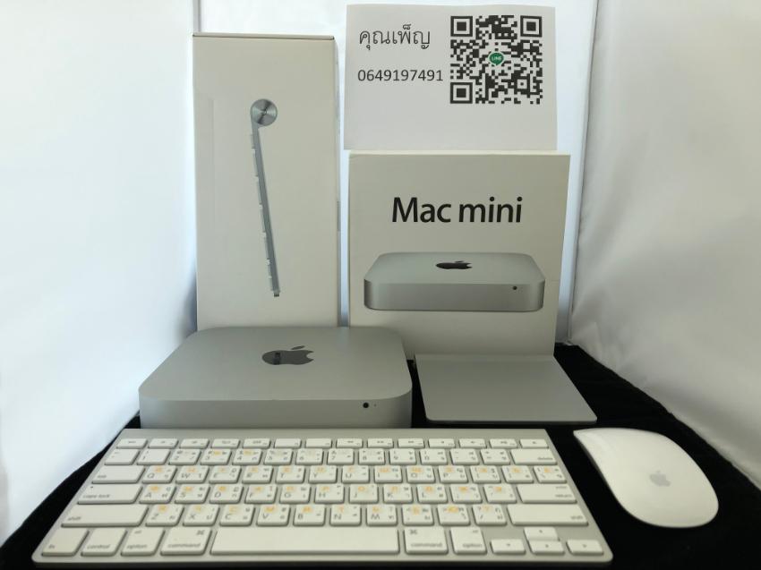 Mac Mini (mid-2011) Core-4 i7 2.7Mhz (top model)