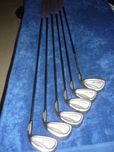 King Cobra oversize golf clubs