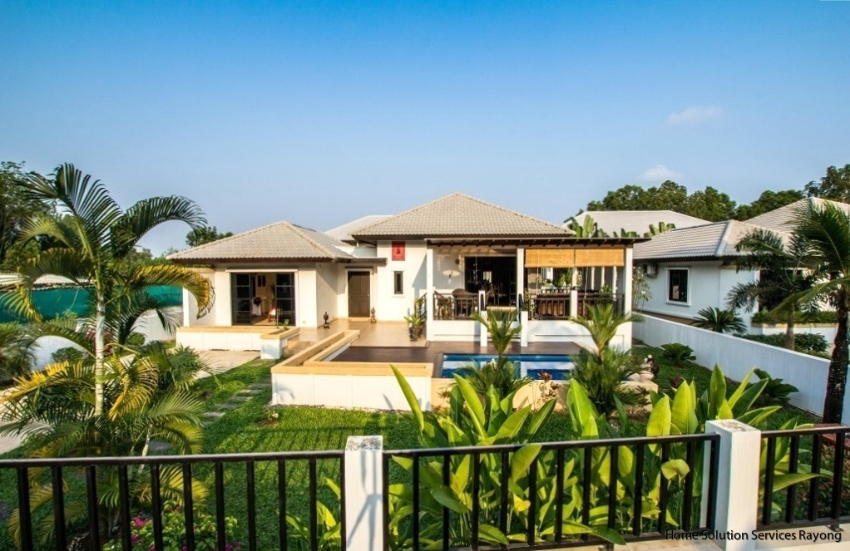 2 bedroom pool villa with an attractive price