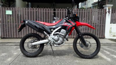CRF250L for rental