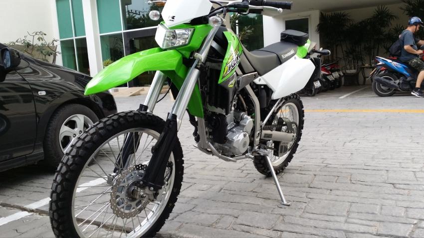 2018 Kawasaki  KLX 250  like new