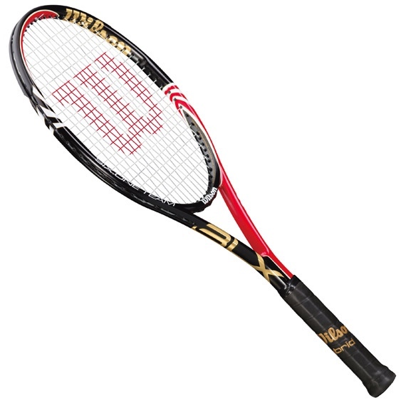 Tennis rackets Wilson Six One team