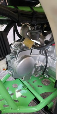125cc Konik Hunter New model