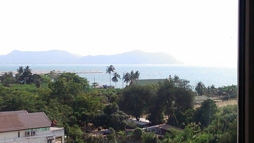 100 qm seaview Quiet < next to Ocean MArina Port Na jomtien