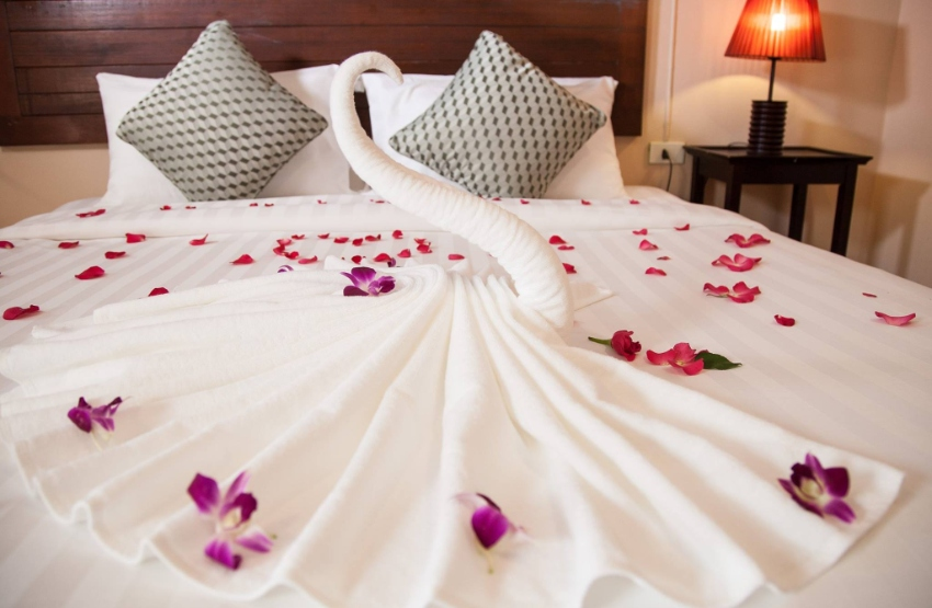Residence hotel in Patong with very reasonable conditions