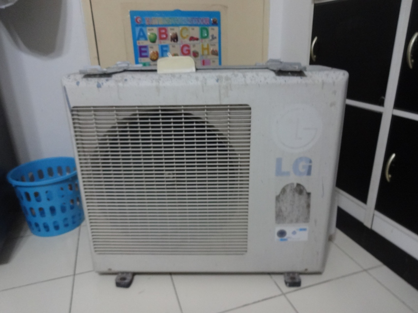 LG 10,000 btu air conditioner for sale