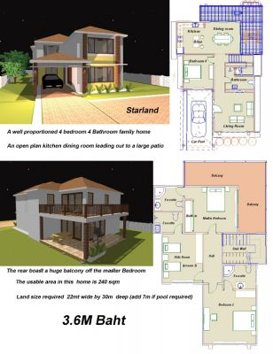 Builder and house designer