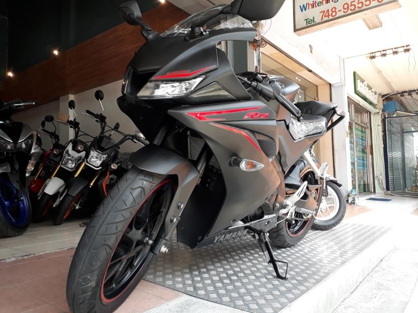 Yamaha R15 cash/installment