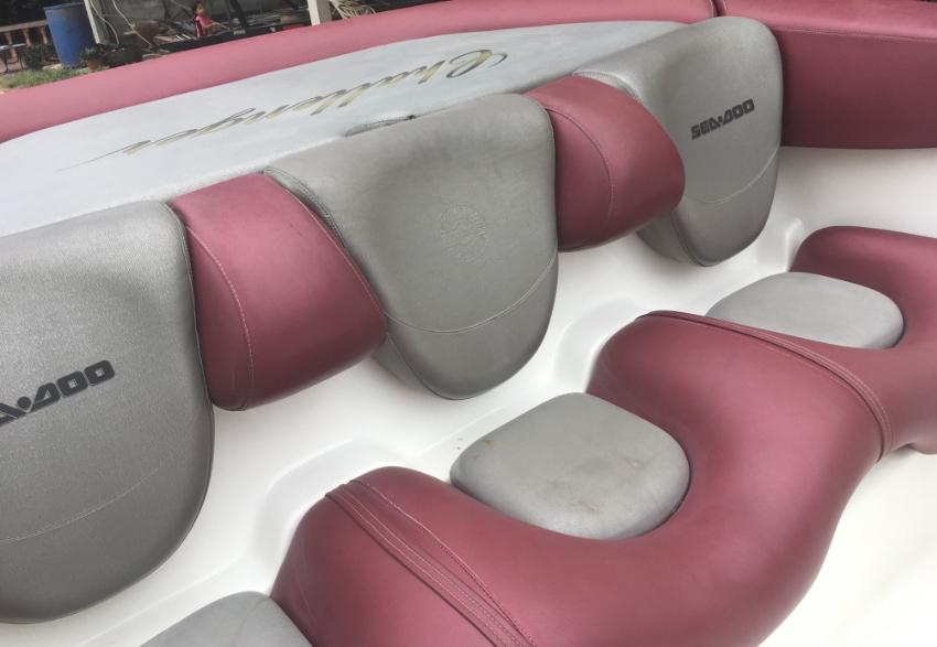 Seadoo Challenger - 8 Passengers- 240 Hp