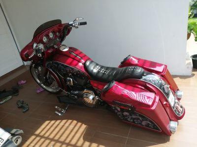 Harley Davidson Street Glide bagger for sale