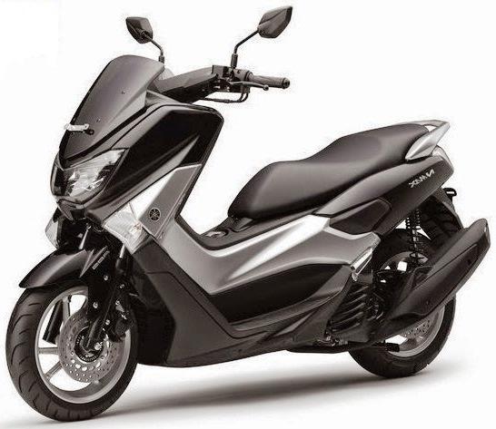 Yamaha N-Max 155 ABS rent start 3.250 ฿/month