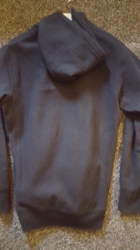 SupremexCDG Black Hoodie Large New Unwanted Xmas Gift from Japan Trip