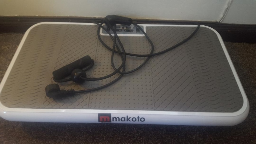 Wellness Vibration Plate Good Condition Used