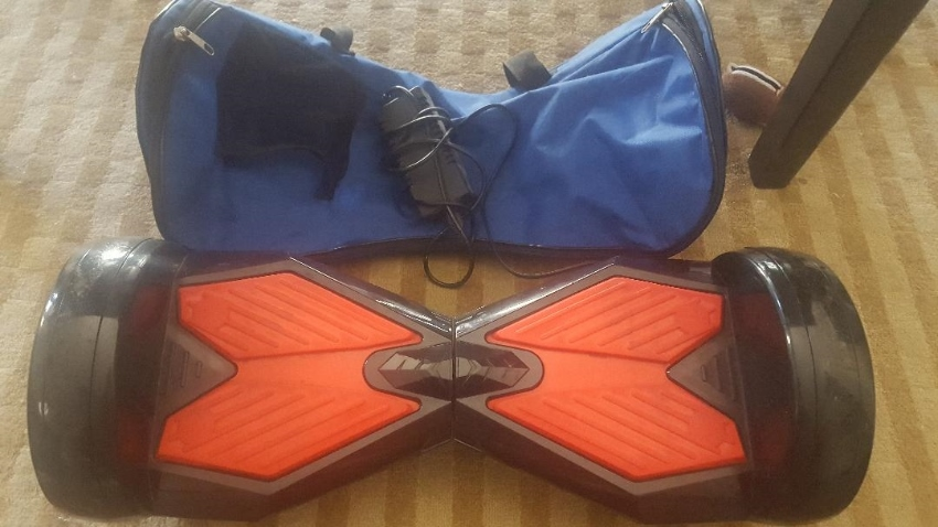 Used Smart Balance Well Hoover Board 3 years Old Working Order