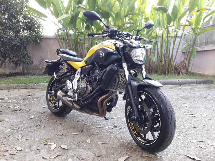 Yamaha MT07 Excellent Condition
