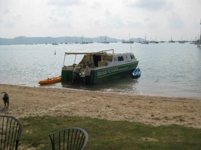 Business for sale, RIVER ROVERS inshore tours