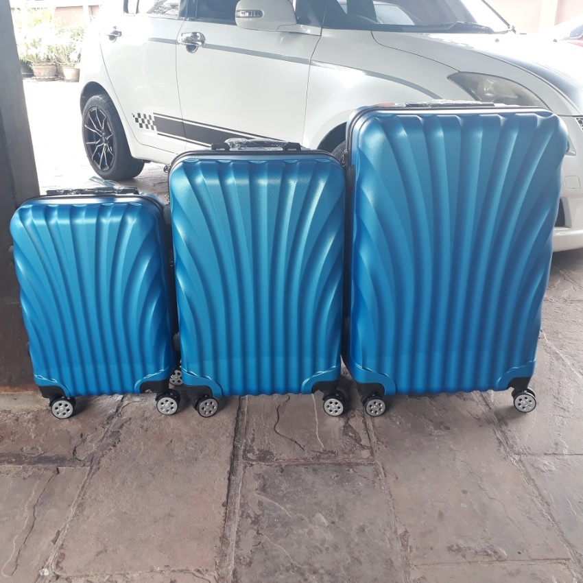 Suitcases, Set Of 3
