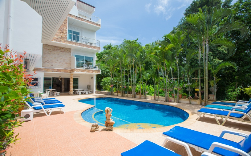 Great hotel for sale Patong Beach