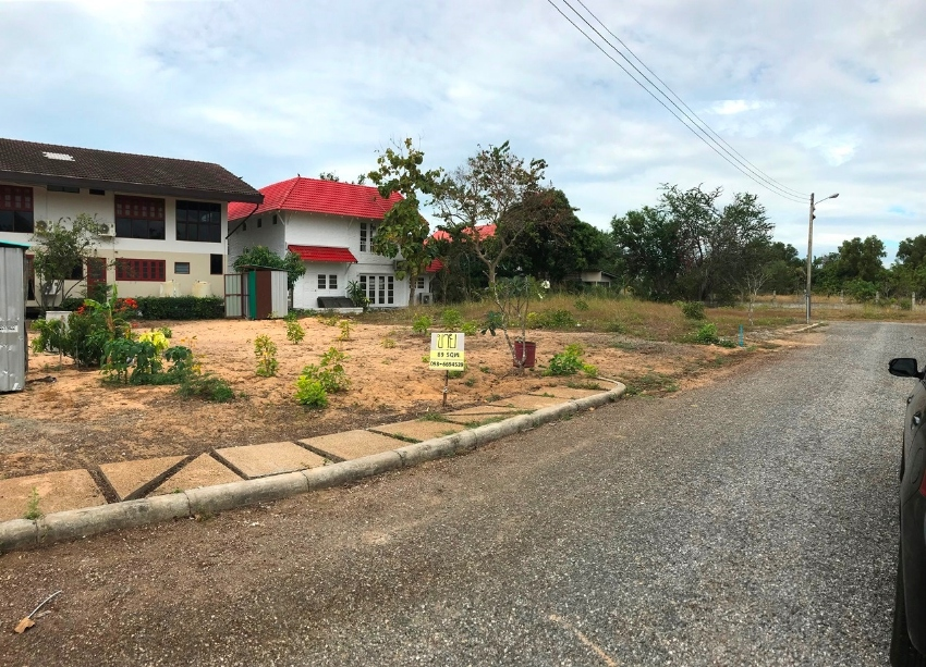 320 m² land located only 160 meters from Mae Ramphueng beach!