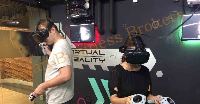 0123005 Active Partner Sought for Exciting Bangkok VR Games Venue