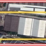 Land for sale 11 rai, next to Rama 3 road, next to Chao Phraya River