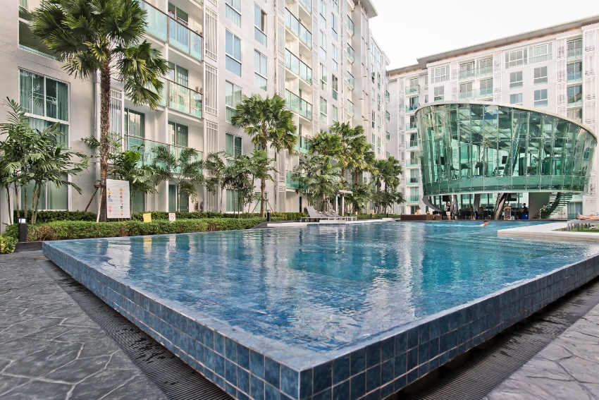 City Center Residence – Studio & 1 Bed for Rent!