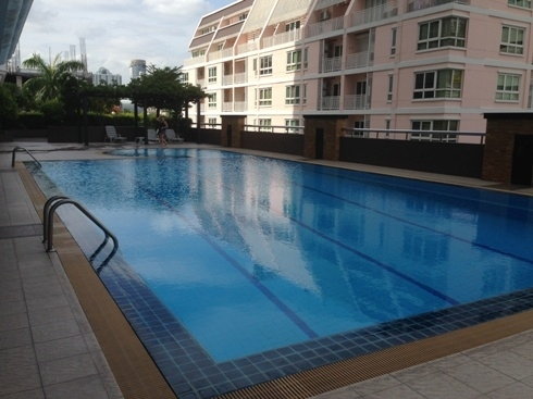 2 Br Plus Study For Rent Pets OK Sukhumvit Area