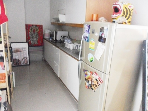 One Bedroom 60m Sq FF Condo For Rent Near The MRT Queen Sirikit
