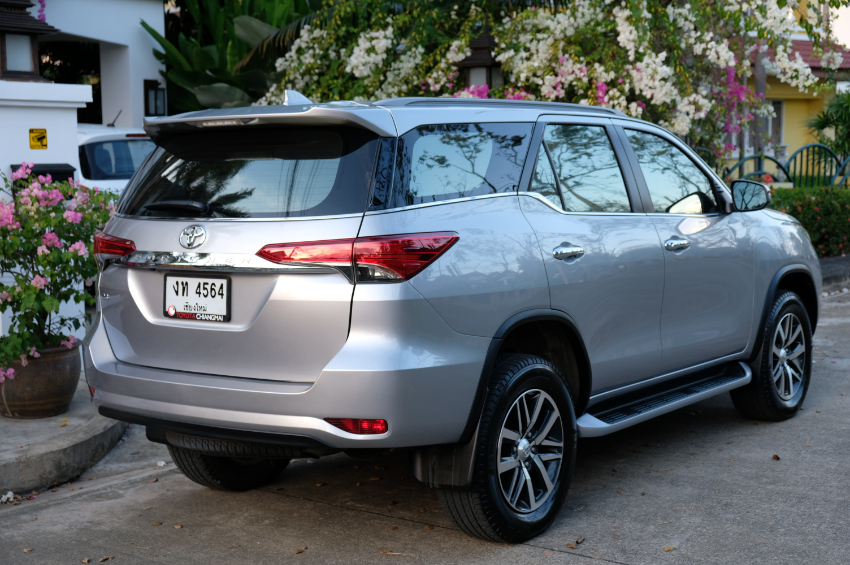 Toyota Fortuner, 2018, 2,8L, Automatic, 18,000 Km, like new