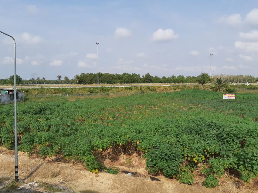 Huay Yai Land, next to new Pattaya Highway, Jomtien Intersection