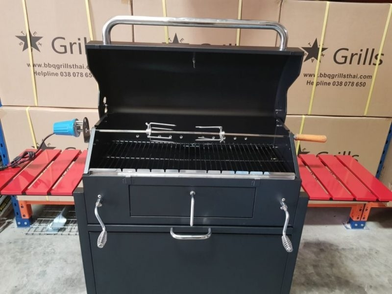 Charcoal Barbecue Grill Bbq