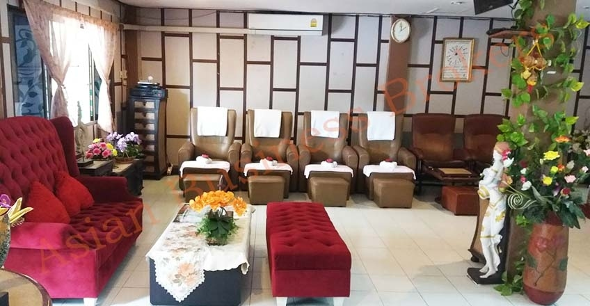 0127001 Massage Shop in Residential Area in Ram Kham Haeng for Sale