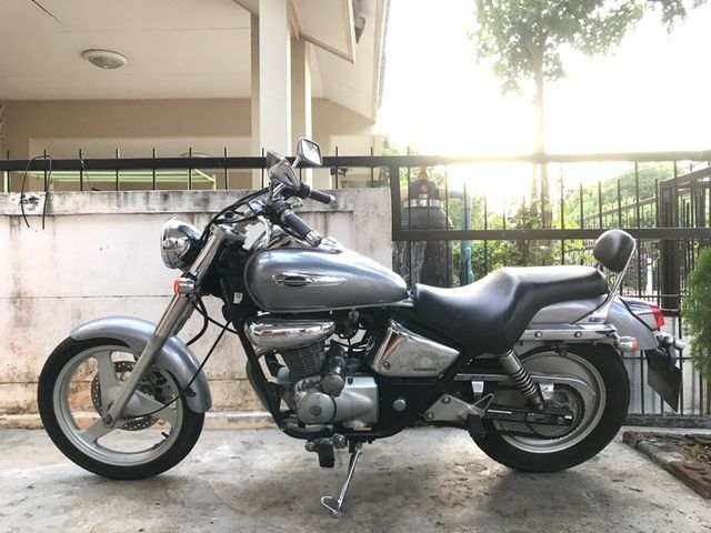 Honda Phantom (low km)