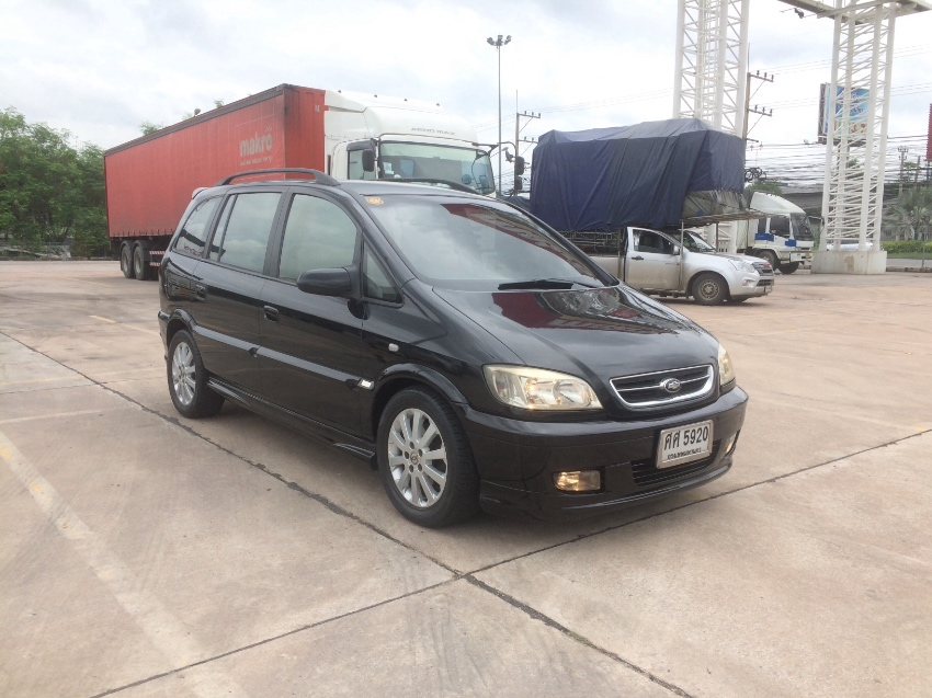 Chevrolet Zafira 2.2 Sport