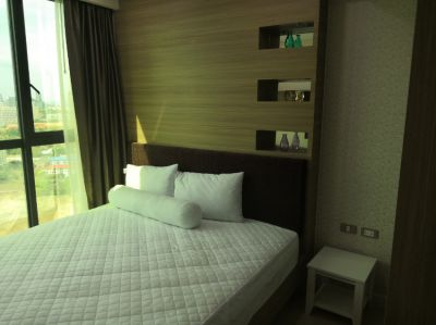 1 bedroom on high floor and sea view - Dusit Grand