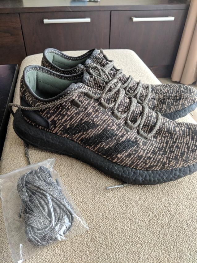Adidas Pure Boost LTD Night Cargo Size 10