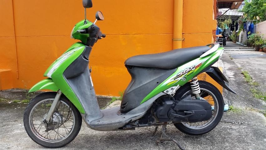 SUZUKI STEP 125cc