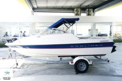 Pre-owned 2005 Bayliner 19F Cuddy