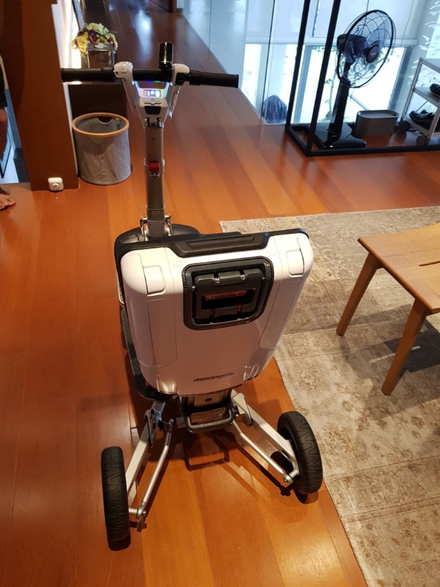Moving Life Electric bike for elderly