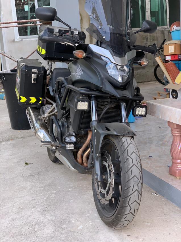 Honda CB500X Year 2016