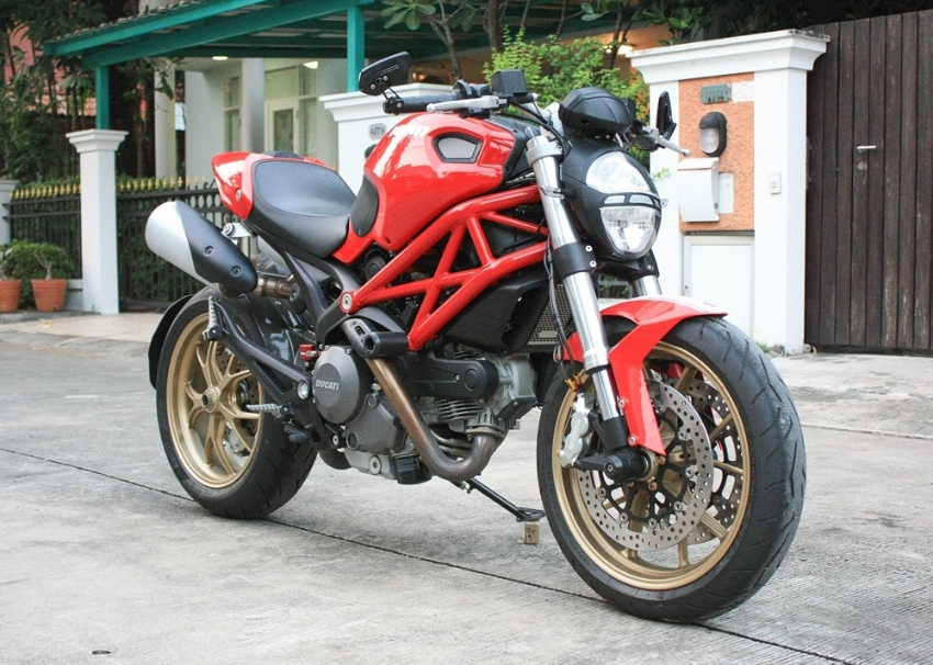 [ For Sale ] Ducati monster 796 2014 look like new bike