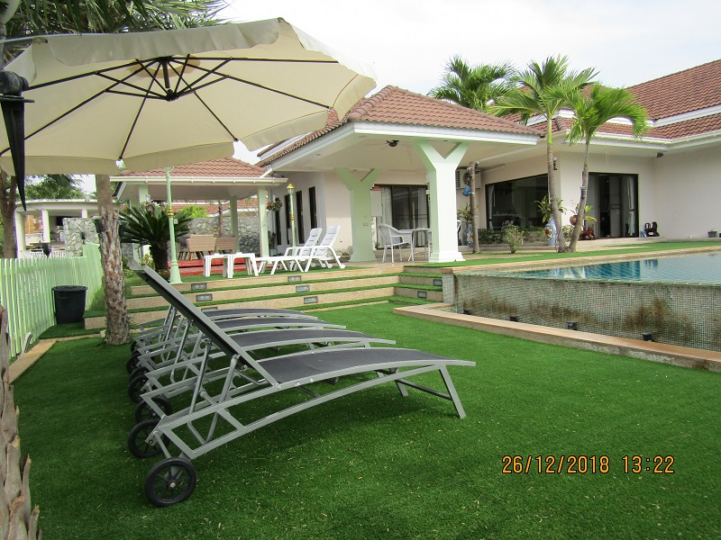 Luxury Private Villa With Private Pool, Private Lake To Rent