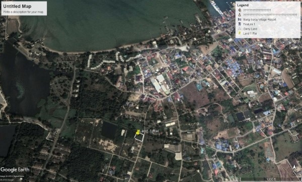 Land For Sale In Bang Saray