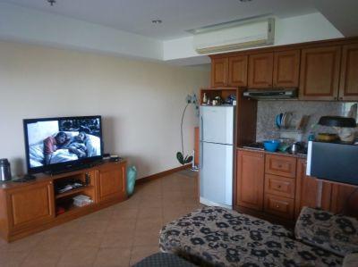 1 bedroom ready to move in at Jomtien Beach Condo
